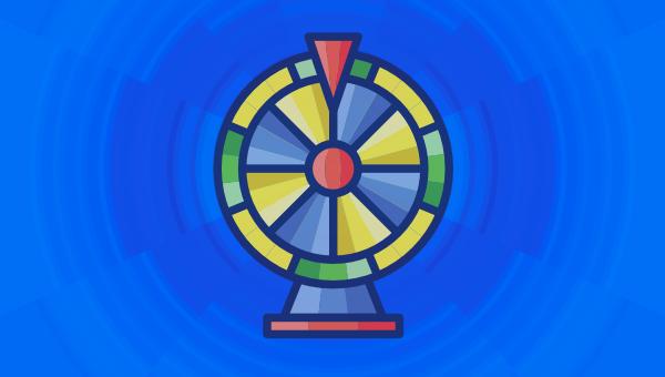 ساخت یک بازی جاوا اسکریپت یک چرخ از فورچون برای تماس های بزرگنمایی
