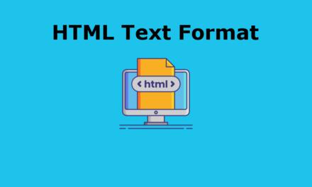 قالب متن HTML – PHPGurukul