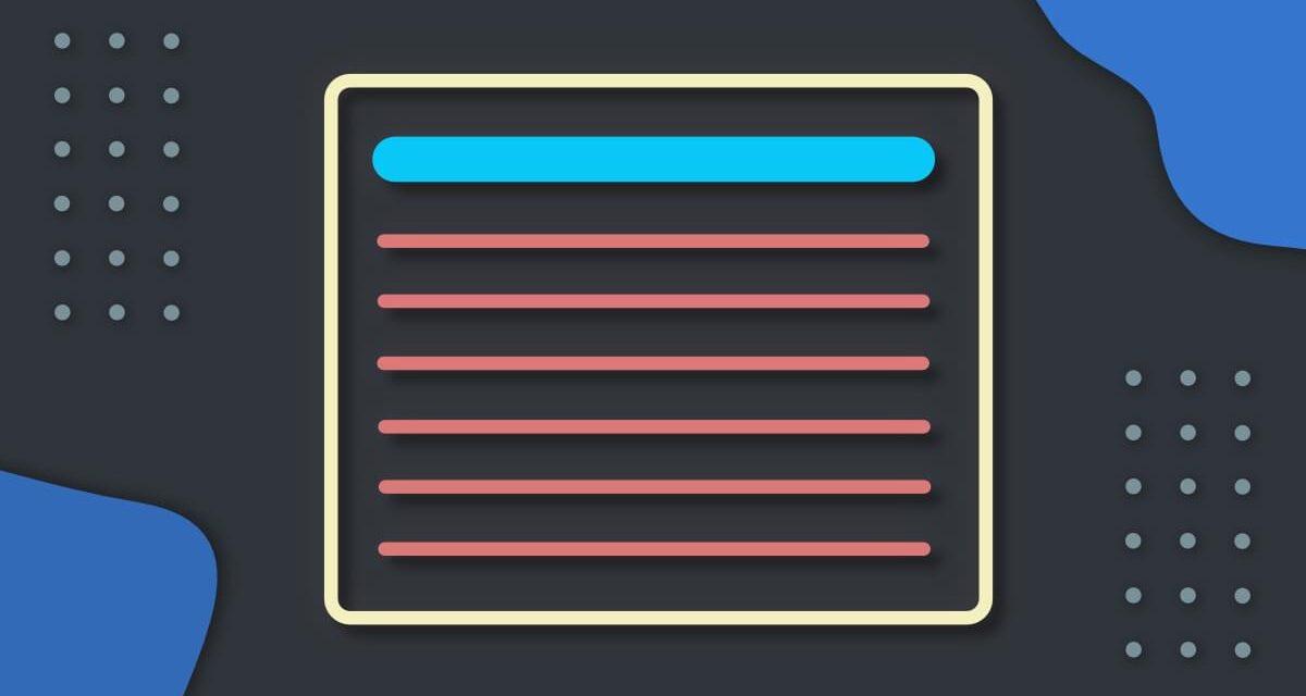 با React Textfit کامپوننت های واکنش گرا را ایجاد کنید