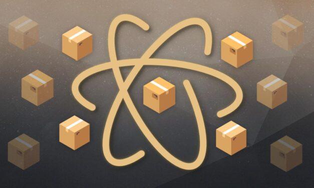 12 بسته اتمی ضروری برای توسعه وب